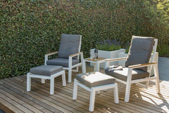 Lounge Duo Coba white