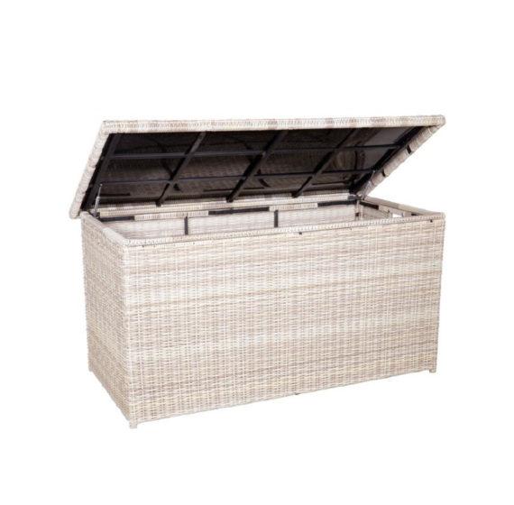 Kissenbox Soha Coal
