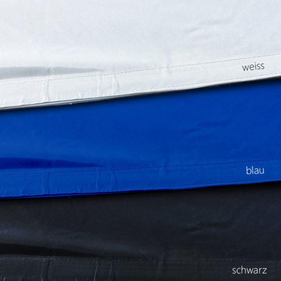 Seitenwand PLUS 3m mit Fenster