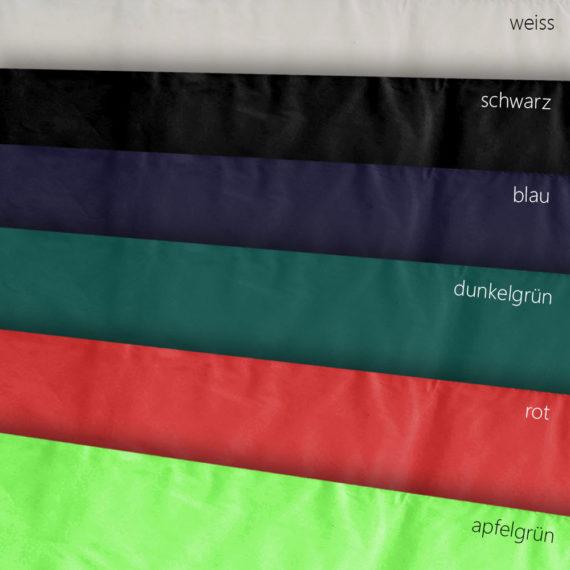 Seitenwand-Set 3m – weiss